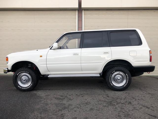 「トヨタ」「ランドクルーザー80」「SUV・クロカン」「福島県」の中古車4