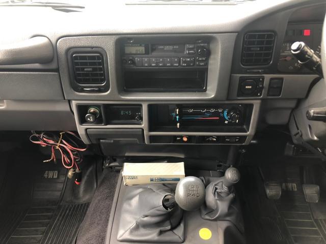 SX KZJ78G 5速マニュアル 純正ナローボディ 4WD オリジナル インテリア状態良好 背面タイヤ 純正16インチホイール 今ならスタッドレスタイヤプレゼント 安心自社認証工場こだわり整備(52枚目)