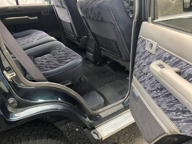 SX KZJ78G 5速マニュアル 純正ナローボディ 4WD オリジナル インテリア状態良好 背面タイヤ 純正16インチホイール 今ならスタッドレスタイヤプレゼント 安心自社認証工場こだわり整備(53枚目)