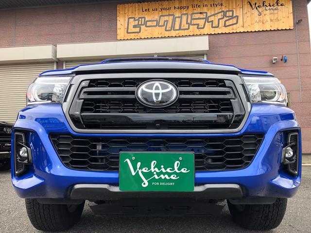 「トヨタ」「ハイラックス」「SUV・クロカン」「福島県」の中古車21