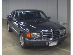 M・ベンツ560SEL