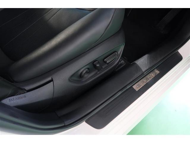 S Cパッケージ LEDライト フルセグTV パワーシート 1オーナー メモリーナビ Bカメラ ナビTV スマートキ- ETC CD クルコン DVD 衝突回避システム アルミホイール 盗難防止装置(15枚目)