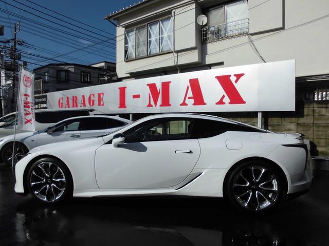 「レクサス」「LC」「クーペ」「広島県」の中古車5