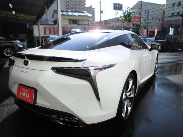 「レクサス」「LC」「クーペ」「広島県」の中古車8