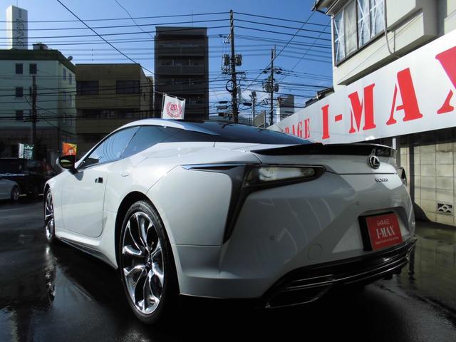 「レクサス」「LC」「クーペ」「広島県」の中古車9