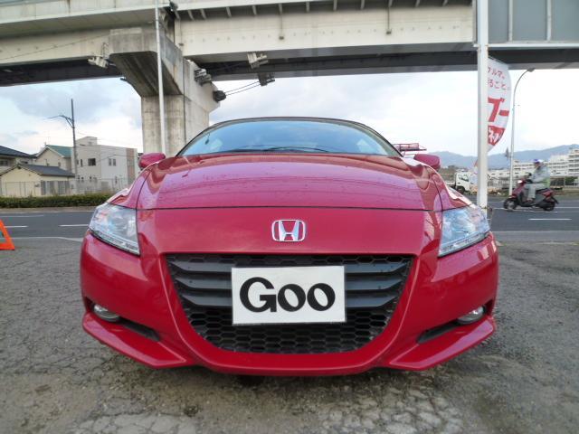 「ホンダ」「CR-Z」「クーペ」「広島県」の中古車2