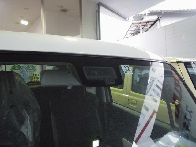 スズキ クロスビー ハイブリッドMZセーフティサポート 登録済み未使用車