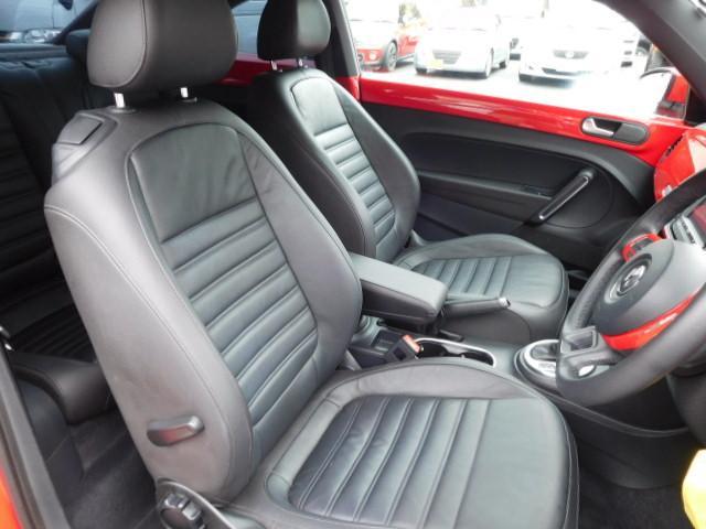 フォルクスワーゲン VW ザ・ビートル デザインレザーパッケージ フルセグ HID 本革シート