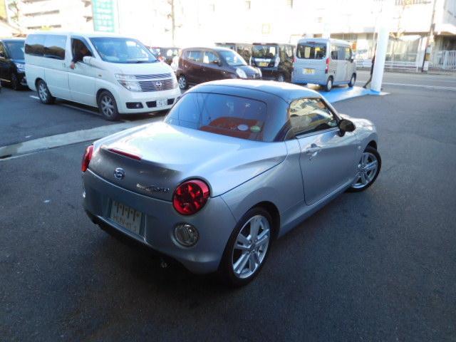 「ダイハツ」「コペン」「オープンカー」「広島県」の中古車2
