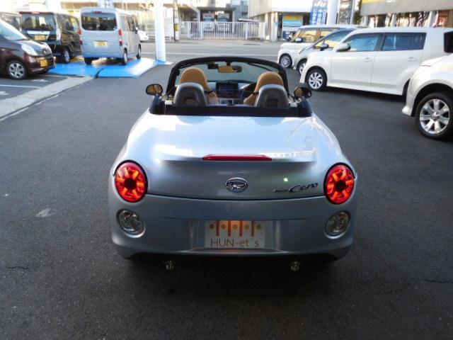 「ダイハツ」「コペン」「オープンカー」「広島県」の中古車10