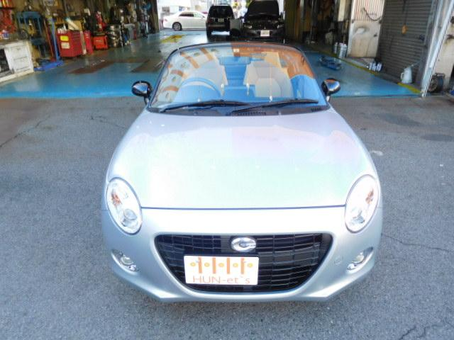 「ダイハツ」「コペン」「オープンカー」「広島県」の中古車33