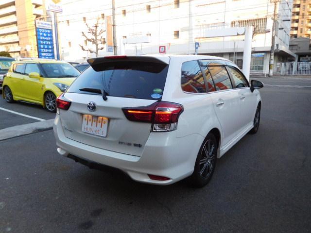 「トヨタ」「カローラフィールダー」「ステーションワゴン」「広島県」の中古車5