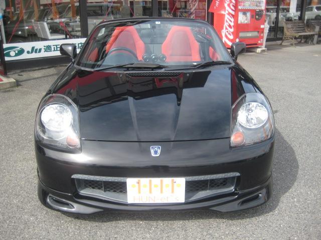 「トヨタ」「MR-S」「オープンカー」「広島県」の中古車9