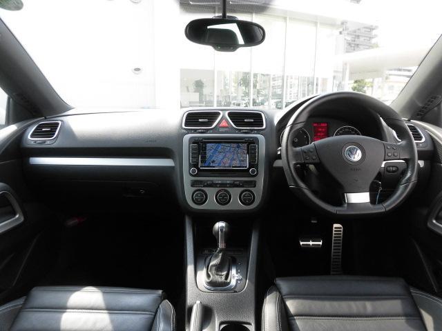 フォルクスワーゲン VW シロッコ シロッコ 2.0 純正ナビ サンルーフ 認定中古車