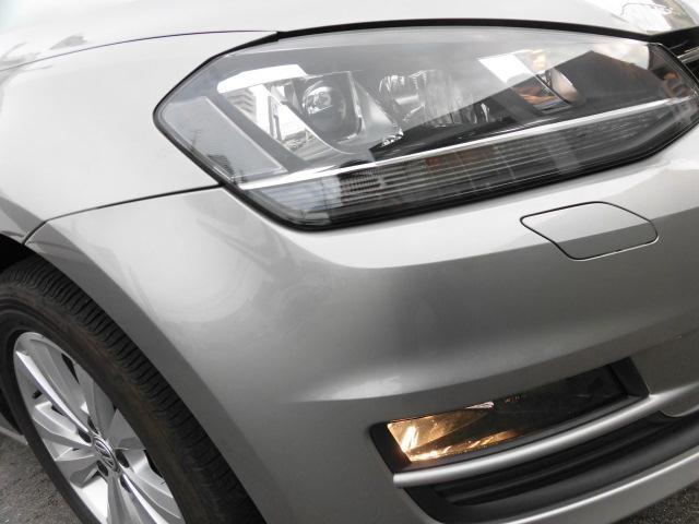 フォルクスワーゲン VW ゴルフ コンフォートライン 純正ナビ ETC ACC 認定中古車