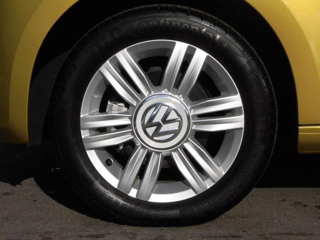 フォルクスワーゲン VW アップ! ハイアップ オートライト ETC デモカー 認定中古車