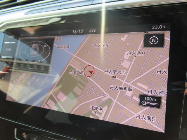 TDI エレガンスライン 純正ナビ Bカメラ 認定中古車(9枚目)