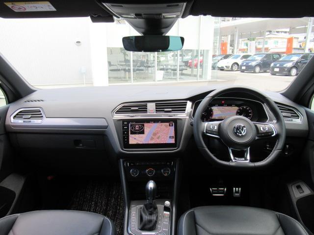 TDI 4モーション Rライン 4WD LED 認定中古車(6枚目)