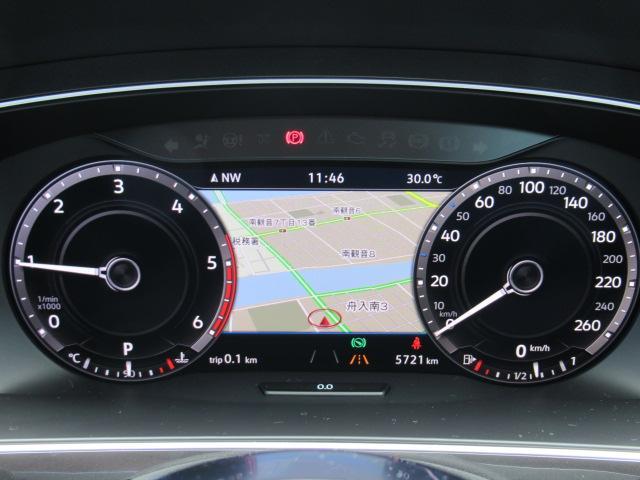 TDI 4モーション Rライン 4WD LED 認定中古車(8枚目)