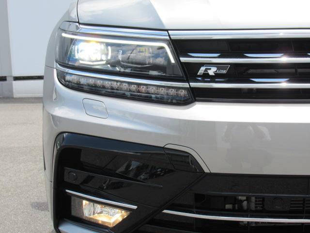 TDI 4モーション Rライン 4WD LED 認定中古車(15枚目)