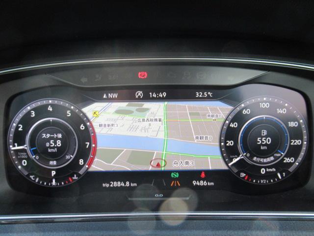 TSI 4モーション LED ナビ 4WD 認定中古車(9枚目)