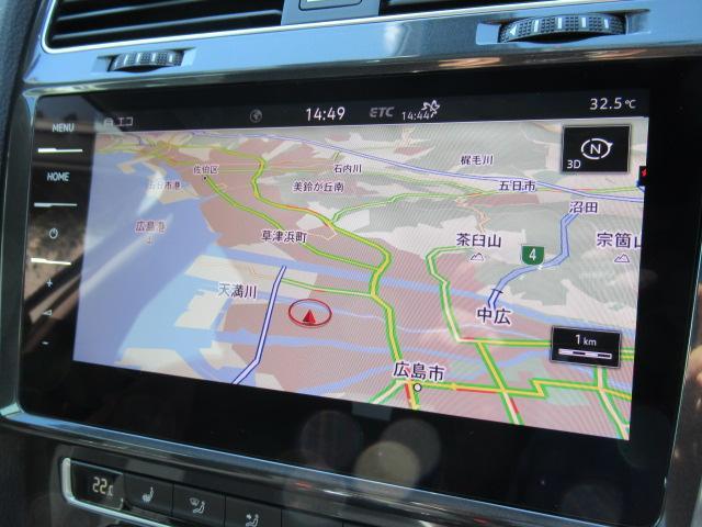 TSI 4モーション LED ナビ 4WD 認定中古車(10枚目)