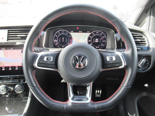 GTI DCC LED デジタルメーター 認定中古車(7枚目)