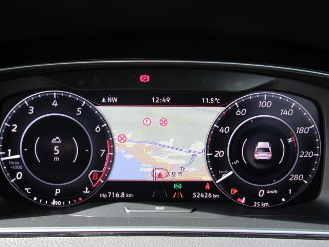 GTI DCC LED デジタルメーター 認定中古車(9枚目)