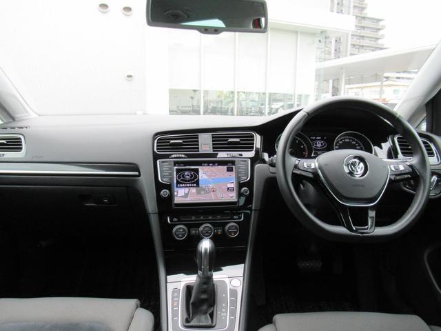 TSIハイラインブルーモーションテクノロジー 純正ナビ Bカメラ ブラインドスポットディテクション 認定中古車(8枚目)