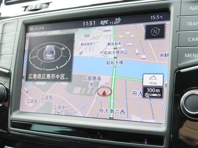 TSIハイラインブルーモーションテクノロジー 純正ナビ Bカメラ ブラインドスポットディテクション 認定中古車(11枚目)