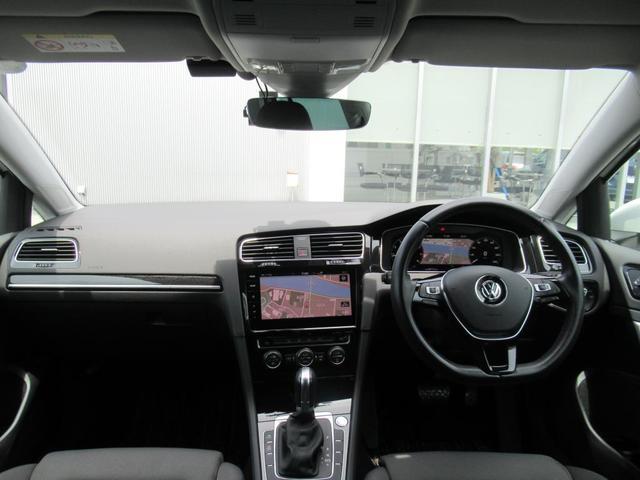 TSIハイライン テックエディション 純正ナビゲーション バックカメラ デジタルメーター LEDヘッドライト ブラインドスポットディテクション レーンキープアシスト ETC ACC ワンオーナー 認定中古車(6枚目)