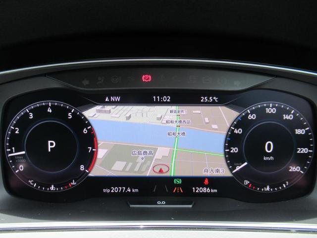 TSIハイライン テックエディション 純正ナビゲーション バックカメラ デジタルメーター LEDヘッドライト ブラインドスポットディテクション レーンキープアシスト ETC ACC ワンオーナー 認定中古車(9枚目)