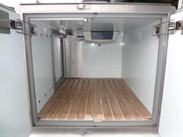 スズキ キャリイトラック 冷蔵冷凍車 低温-20℃ 新車保証継承対象車 ETC付 5F
