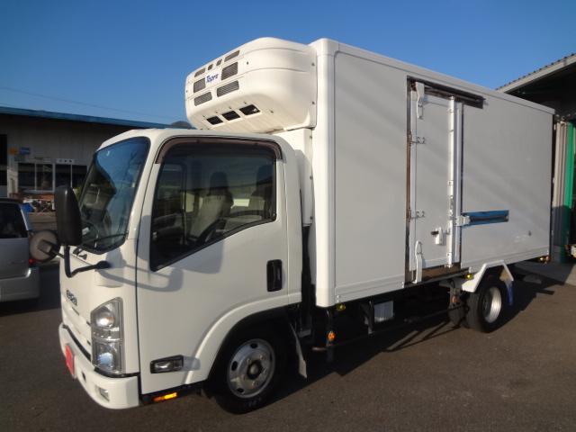 冷蔵冷凍車 低温 積載量2950kg ロング キーストン (2枚目)