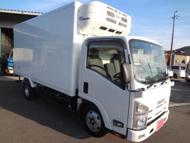 冷蔵冷凍車 低温 積載量2950kg ロング キーストン (4枚目)