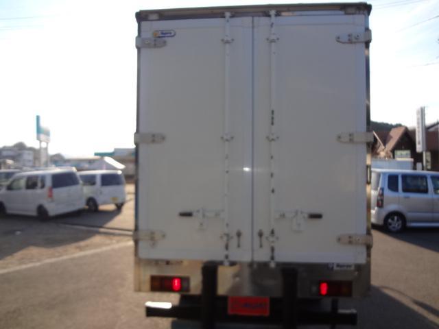 冷蔵冷凍車 低温 積載量2950kg ロング キーストン (6枚目)