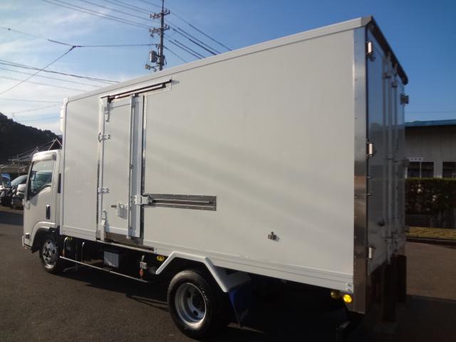 冷蔵冷凍車 低温 積載量2950kg ロング キーストン (7枚目)