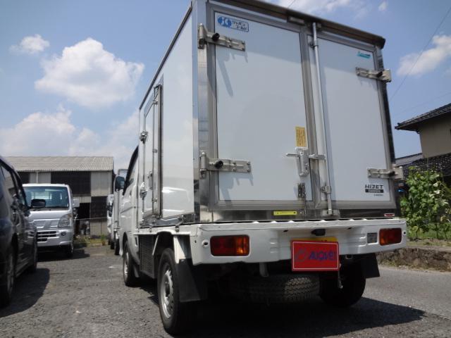 ダイハツ ハイゼットトラック 冷蔵冷凍車 4WD 低温-22℃