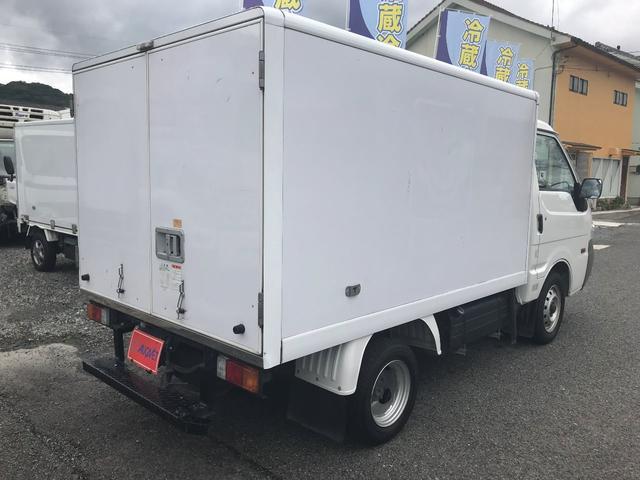 冷蔵冷凍車 中温-7℃ 5速ミッション(7枚目)
