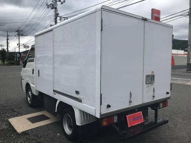 冷蔵冷凍車 中温-7℃ 5速ミッション(8枚目)