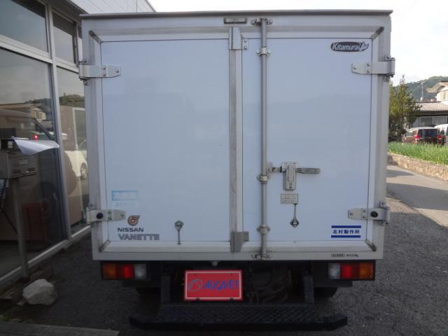 冷蔵冷凍車 低温-22℃ 5速ミッション(8枚目)