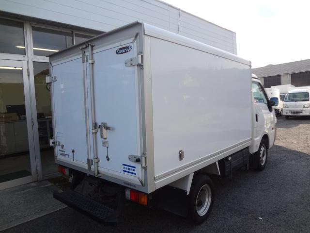 冷蔵冷凍車 低温-22℃ 5速ミッション(9枚目)