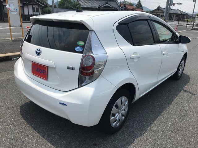 「トヨタ」「アクア」「コンパクトカー」「広島県」の中古車6