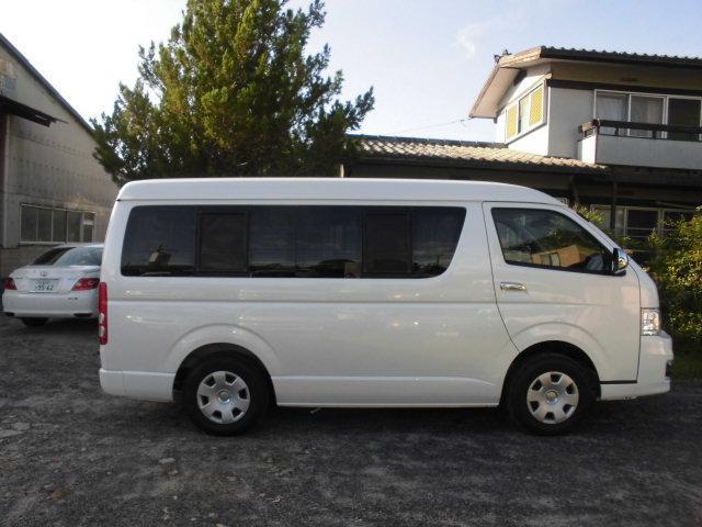 「トヨタ」「ハイエースワゴン」「ミニバン・ワンボックス」「広島県」の中古車4