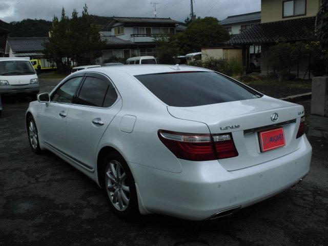 「レクサス」「LS」「セダン」「広島県」の中古車5