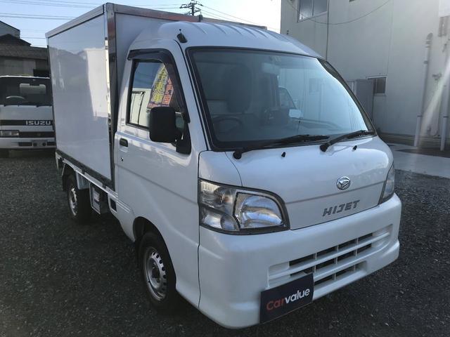 冷蔵冷凍車 低温ー22℃ 2WD オートマ ナビ ETC(3枚目)