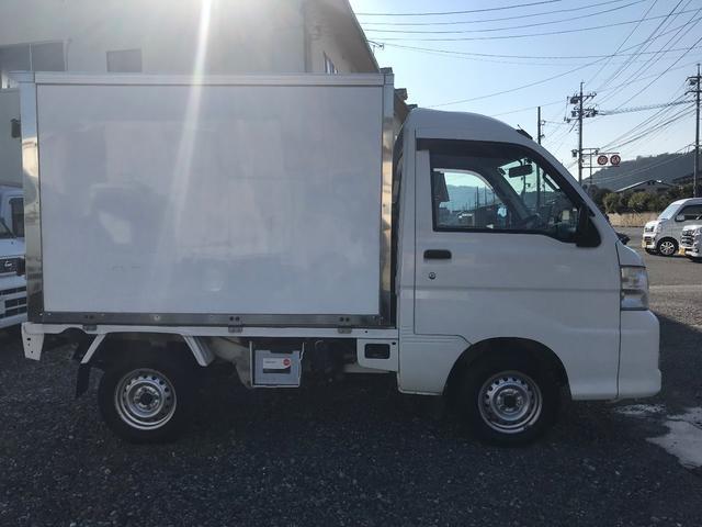 冷蔵冷凍車 低温ー22℃ 2WD オートマ ナビ ETC(4枚目)