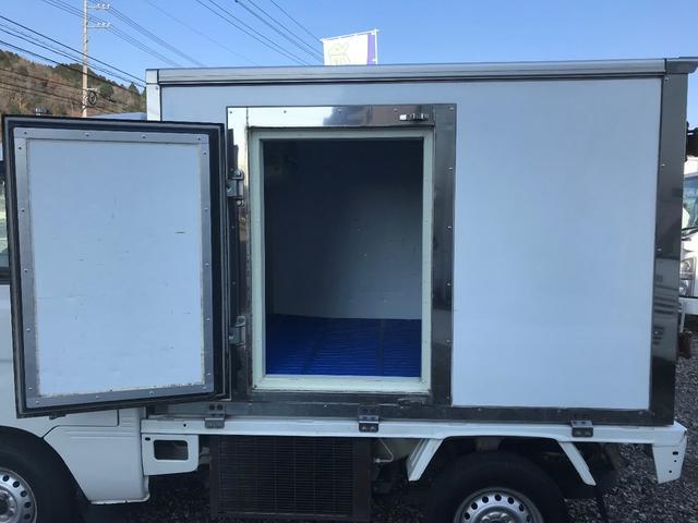 冷蔵冷凍車 低温ー22℃ 2WD オートマ ナビ ETC(6枚目)