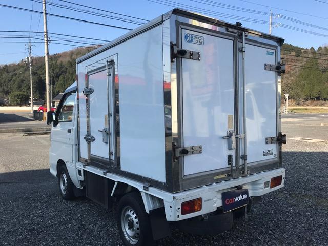 冷蔵冷凍車 低温ー22℃ 2WD オートマ ナビ ETC(7枚目)