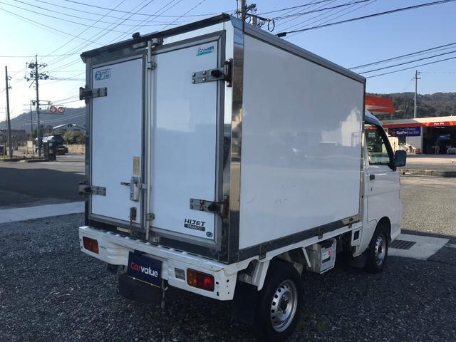 冷蔵冷凍車 低温ー22℃ 2WD オートマ ナビ ETC(8枚目)